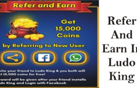 Refer And Earn In Ludo King