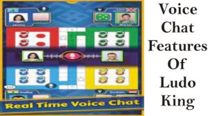 Voice Chat Feature Of Ludo King
