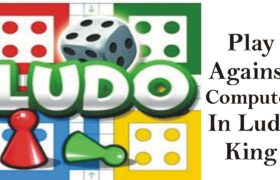 play against computer in ludo king
